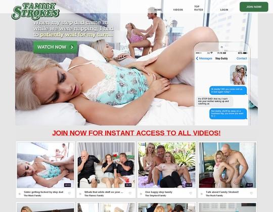 family strokes familystrokes.com