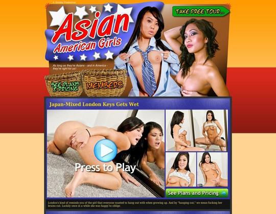 Asianamericangirls