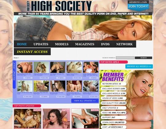 highsociety.com