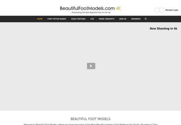 Beautifulfootmodels