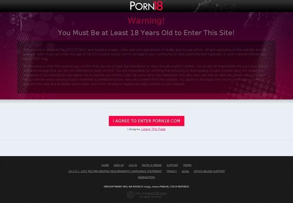 porn18.com