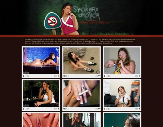 Smokerserotica