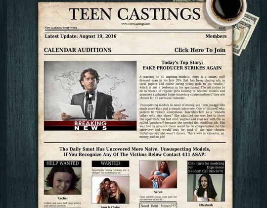 Teencastings