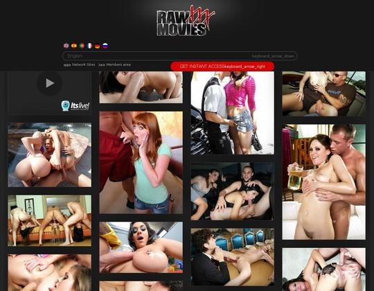 Raw XXX Movies