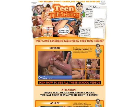 Teen Teacher