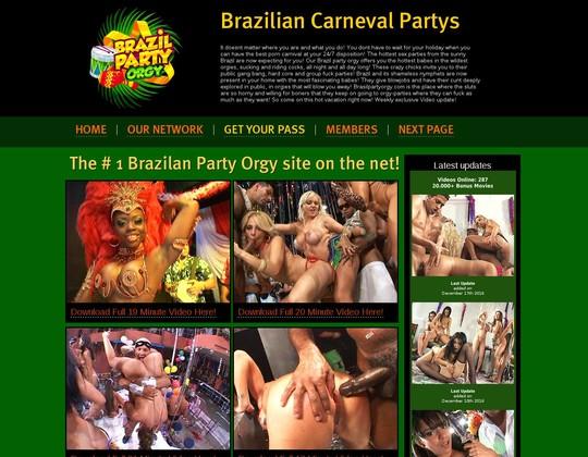 Brazilpartyorgy