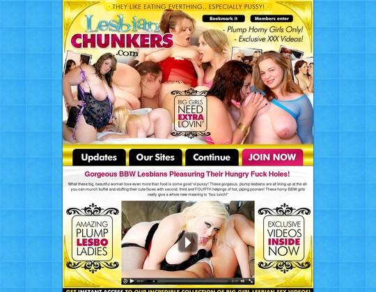 Lesbian Chunkers