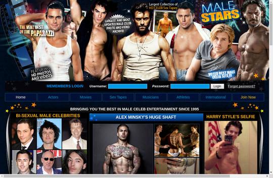 Male Stars