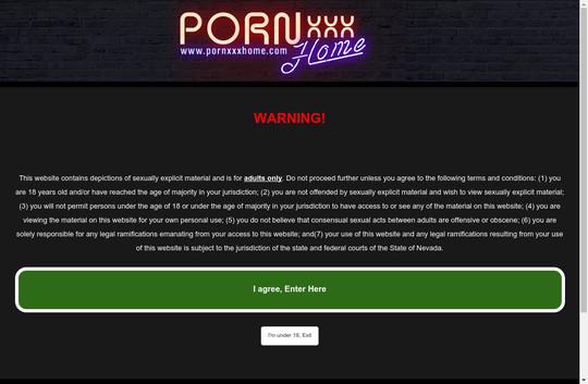 Porn XXX Home