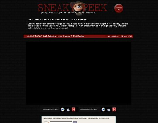Sneaky Peek