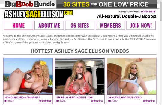 Ashley Sage Ellison