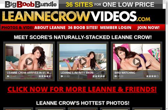 Leanne Crow Videos
