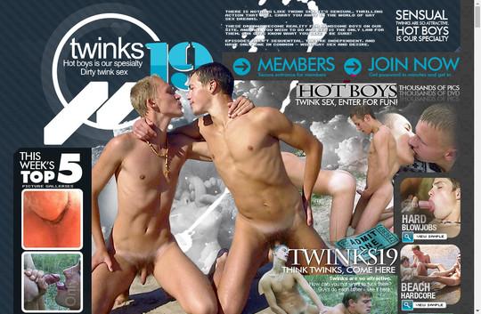 Twinks 19