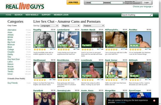 Real Live Guys