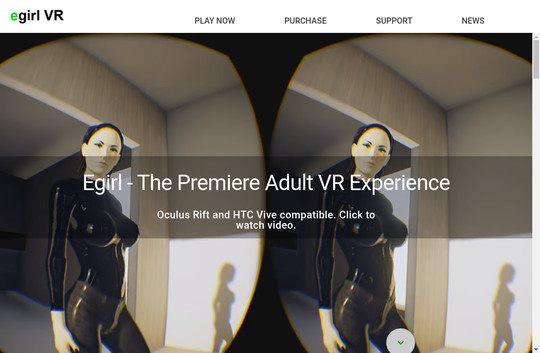 e Girl VR