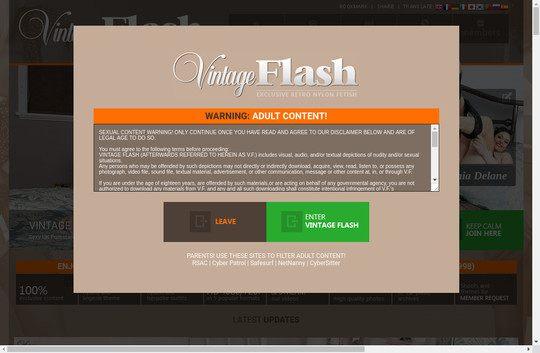 Vintage Flash