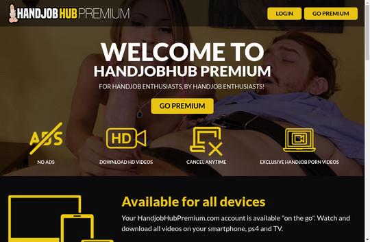 Handjob Hub Premium