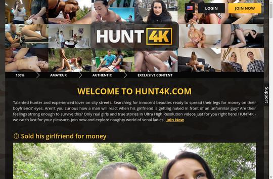 Hunt 4 K