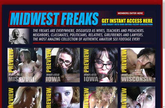 Mid West Freaks