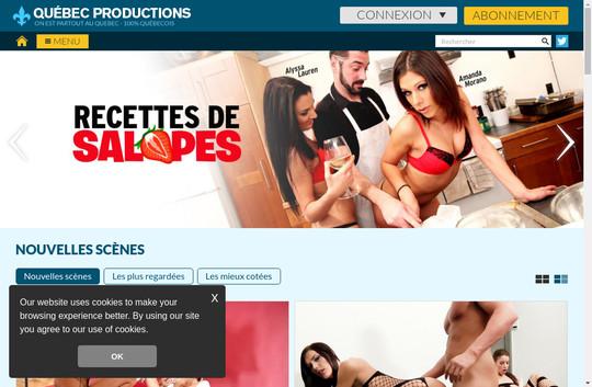 Quebec Productions