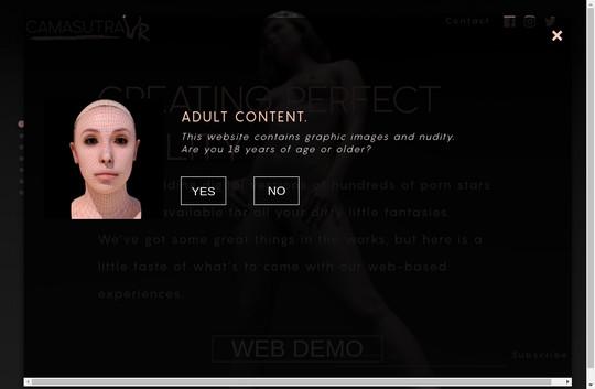 Camasutra VR