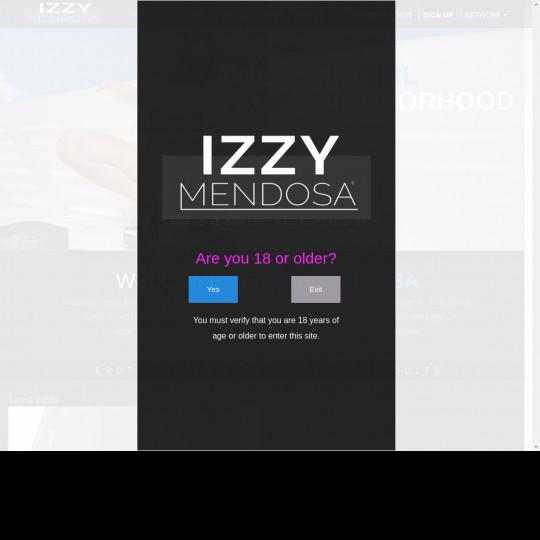 Izzy Mendosa