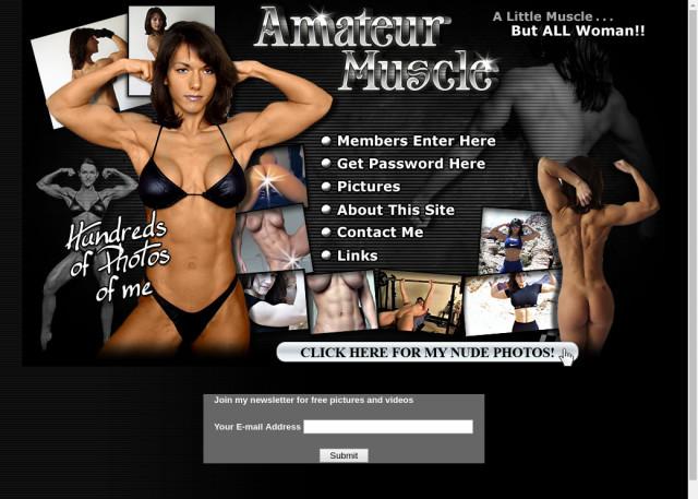 amateur muscle