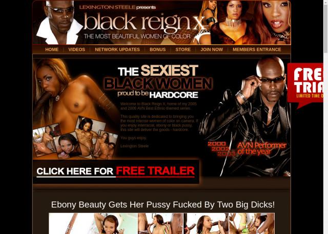 black reignx