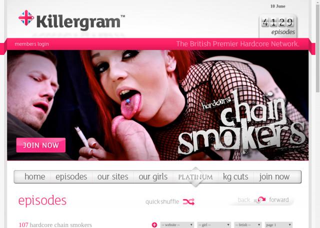 chain smokers