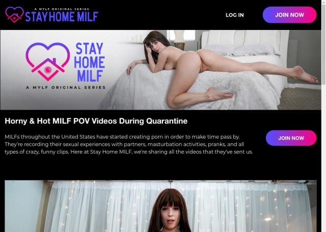 stay home milf