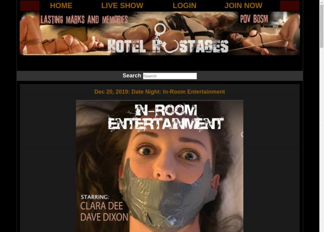 hotel hostages