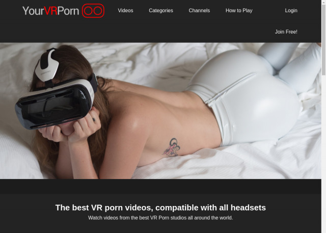 your vr porn