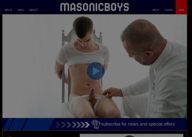 masonic boys