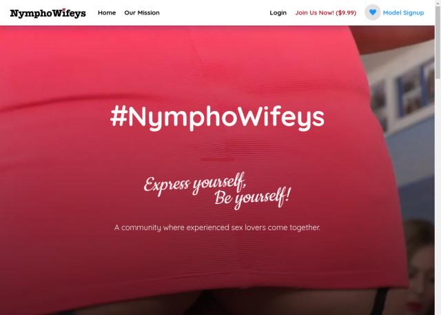nympho wifeys