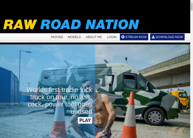 raw road nation